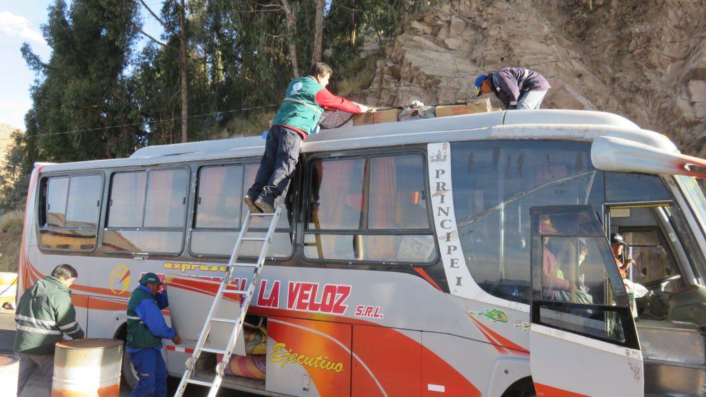 Revisión de omnibus