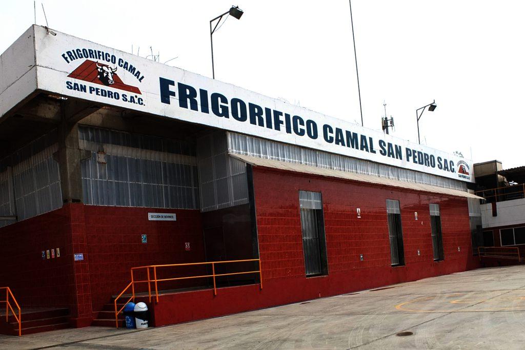 Frigorífico Camal San Pedro S.A.C.