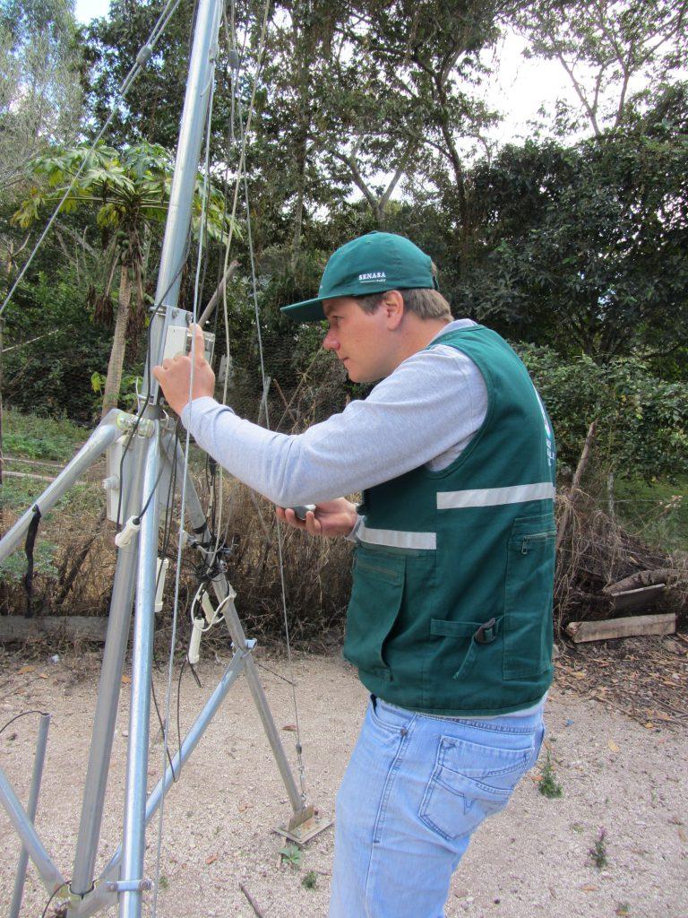 Estación Meteorológica - Gramazú