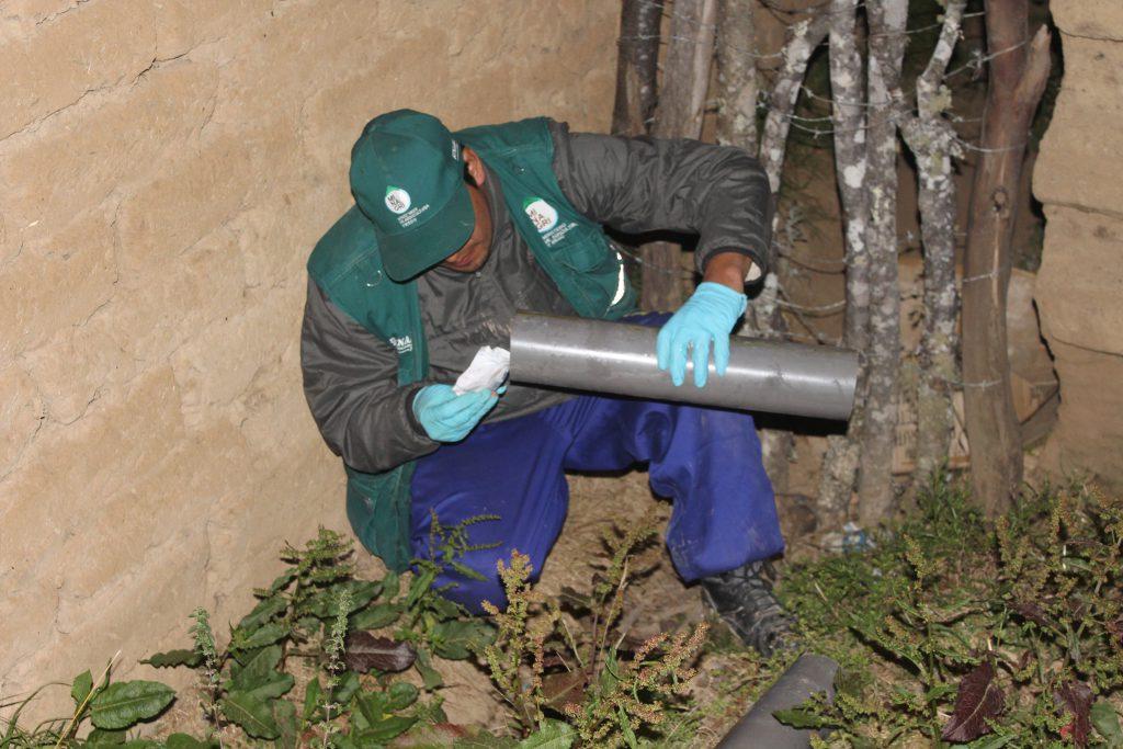SENASA - Evaluación de plaga de roedores
