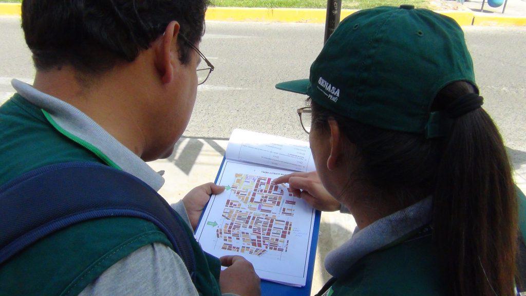 Clasificando las zonas de estrato bajo en el distrito de Gregorio Albarracín, Tacna