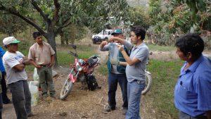 Capacitación en Cajamarca
