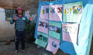 Senasa - Escuela de Campo Pacucha