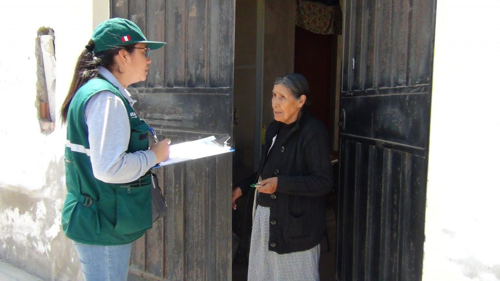 Encuesta en La Natividad - Tacna