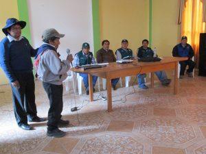 Senasa en Ayacucho