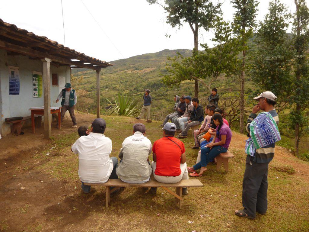 Escuelas de Campo de Agricultores del Senasa Piura