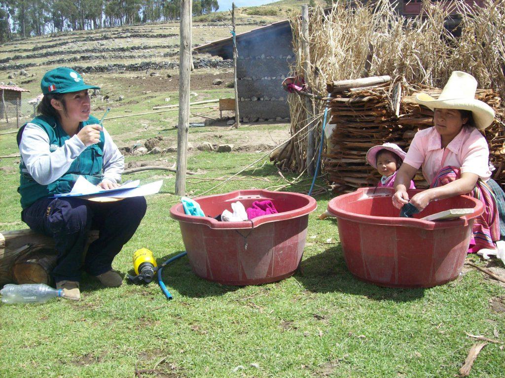 Senasa aplica encuesta sobre sanidad porcina en Cajamarca