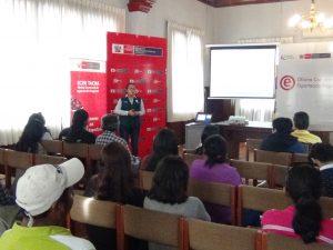 Senasa inicia curso en Tacna sobre procedimientos para la exportación