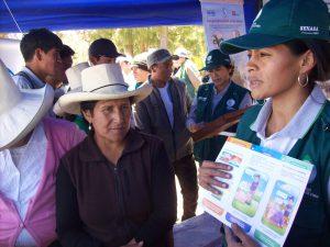 Senasa brinda recomendaciones sobre carbunco sintomático a productores de Cajamarca