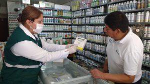 Senasa - Importancia del uso seguro de los plaguicidas agrícolas