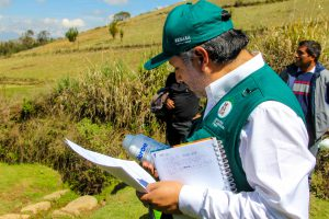 Senasa: Supervisión de ensayos de eficacia de plaguicidas - Áncash