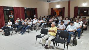 Senasa -  Fórum sobre influenza aviar en La Libertad
