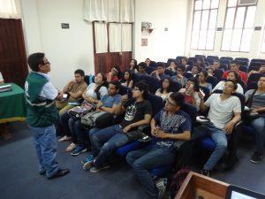 Senasa - Capacitación sobre inocuidad de los alimentos a universitarios de Loreto