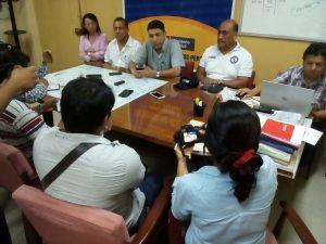 Senasa y DIRESA coordinan acciones ante declaratoria de emergencia