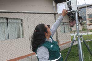 Senasa - Monitoreo de datos meteorológicos para el control y erradicación de plagas
