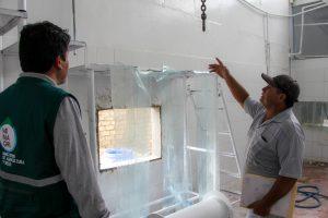 Senasa - Inspección a matadero para autorización sanitaria de Proyecto de Construcción