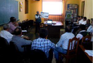 Senasa - III Reunión Ordinaria del Comité de Gestión Regional Agrario en Huánuco