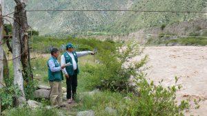 Senasa - Vigilancia sanitaria ante incremento de lluvias en Huancavelica