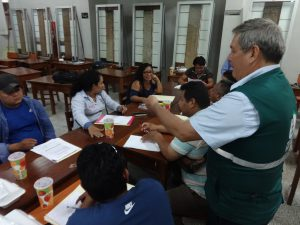 Senasa - Distritos de Loreto se incorporaran al Programa de Incentivos Municipales