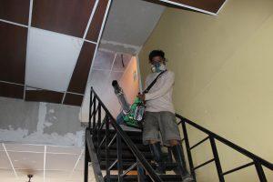 Senasa apoya en labores de fumigación para prevenir dengue y otras enfermedades