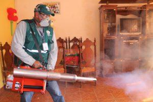 Senasa se suma a la segunda vuelta de fumigación para eliminar al mosquito transmisor del dengue