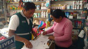 Senasa - 34 establecimientos que comercializan plaguicidas cuentan con autorización