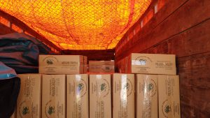 Senasa certifica ocho toneladas de nuez seca para su exportación a Brasil