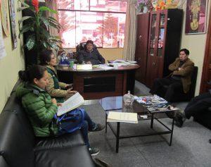 Senasa asistirá a municipalidades para el cumplimiento de Meta 27