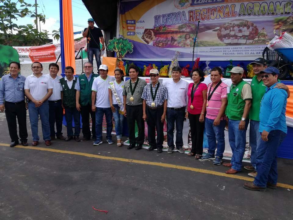 Senasa ejecuta acciones de orientación y vigilancia por el día del Campesino en fiesta Patronal de San Juan Bautista
