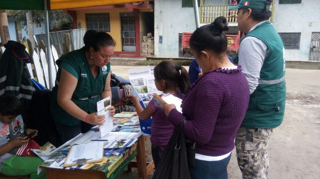 Pasco: Celebra el Día del campesino promocionando su producción pecuaria y agrícola
