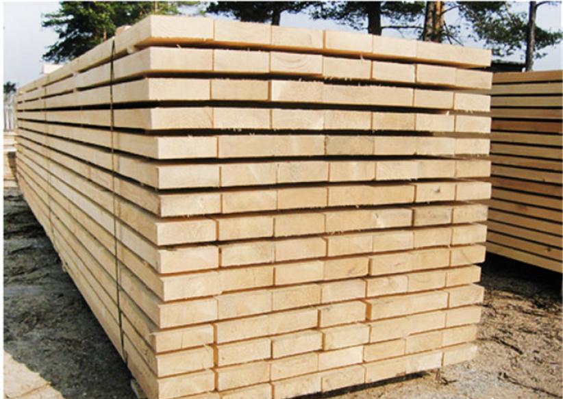madera. Senasa