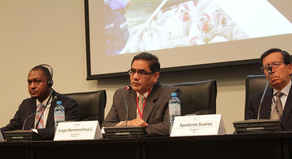 Senasa:Acciones de prevención a nivel nacional mantienen al Perú libre de Influenza Aviar