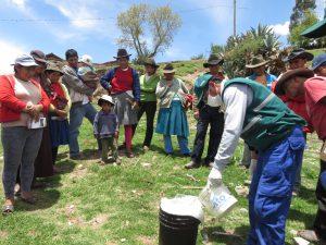 Senasa - Control de plaga de roedores en el Cusco