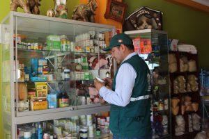 Senasa Moquegua - Inspeccion veterinarias