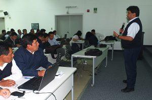 Senasa - Taller en Lima-Callao