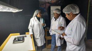 Senasa inspecciona planta empacadora de cebollas para su certificacion en Tacna