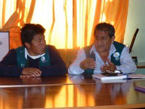 Acciones del Senasa y municipalidades de Apurímac en beneficio de productores