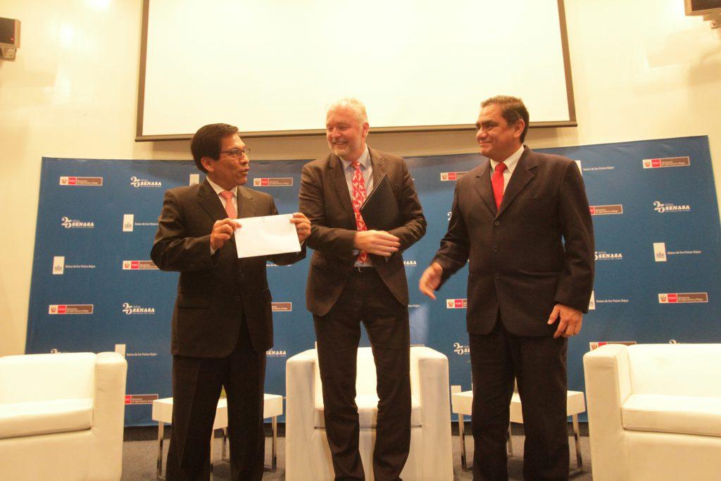 Perú y Holanda interconectan sus sistemas de sanidad agraria para agilizar comercio internacional