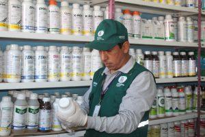 Senasa - Fiscalización de tiendas de productos veterinarios en Arequipa