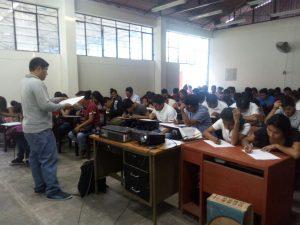 Senasa - Estudiantes de Piura aprenden sobre control biologico