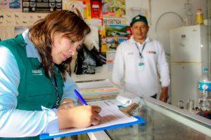 Senasa monitorea productos veterinarios registrados