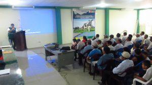 Senasa refuerza conocimientos de estudiantes de ISTP-Utcubamba