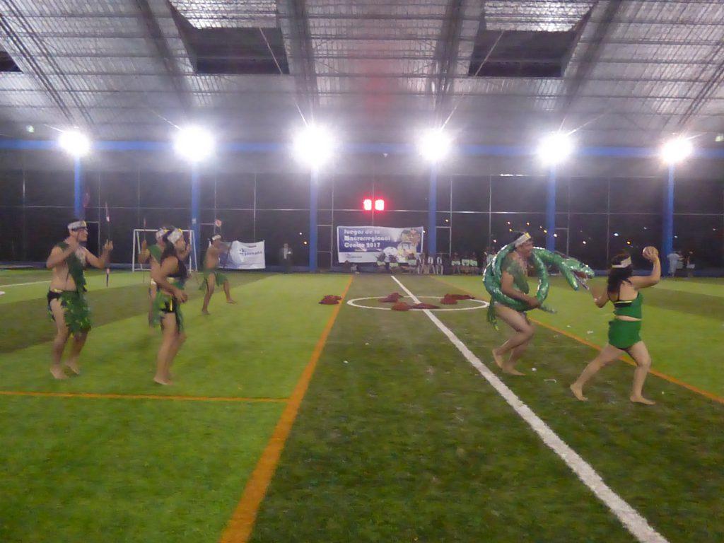 Senasa - Juegos Macroregionales del Centro en Huánuco
