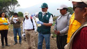 Senasa - Realizan primer operativo de recojo de envases de plaguicidas de uso agrícola