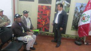 Senasa capacita a productores en el Manejo Integrado de Plagas de algodón nativo