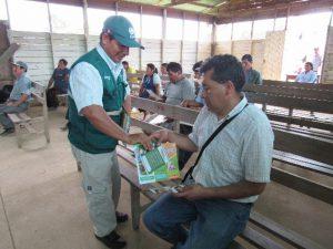 Senasa - Productores agropecuarios son capacitados en Buenas Prácticas Agrícolas y Pecuarias