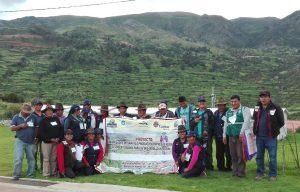 Senasa fomenta el MIP en papa en zonas altoandinas de Apurímac 1
