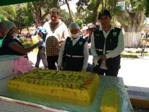 SENASA Huanuco participa de Festipapa