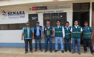 Senasa - Peru - Bolivia