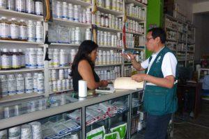Senasa - Primer operativo a establecimientos de productos agroquímicos